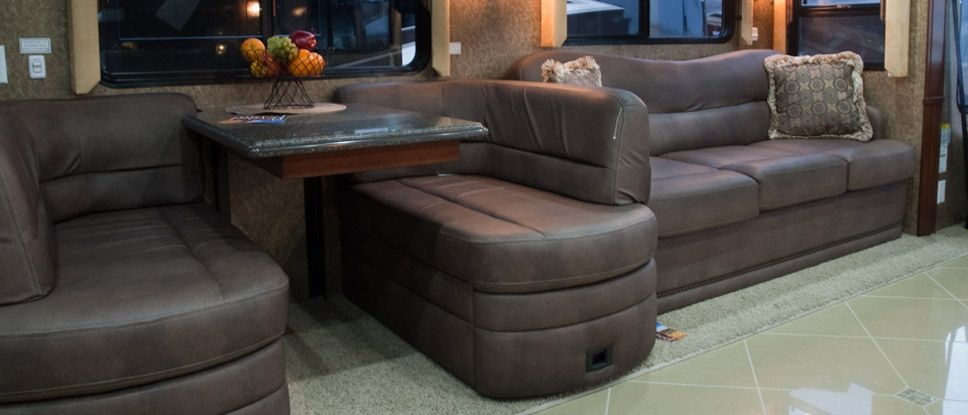 Glastop Rv Motorhome Furniture Custom Furnishings Pompano Beach Fl