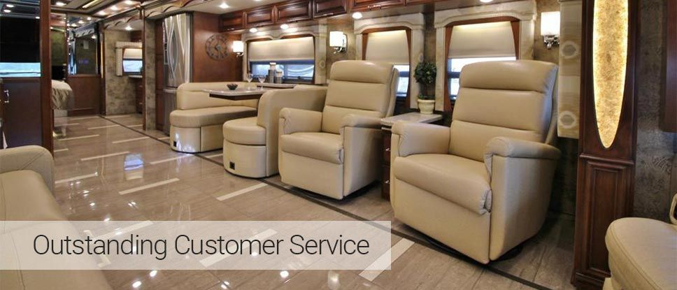 Glastop RV & Motorhome Furniture | Custom RV & Motorhome