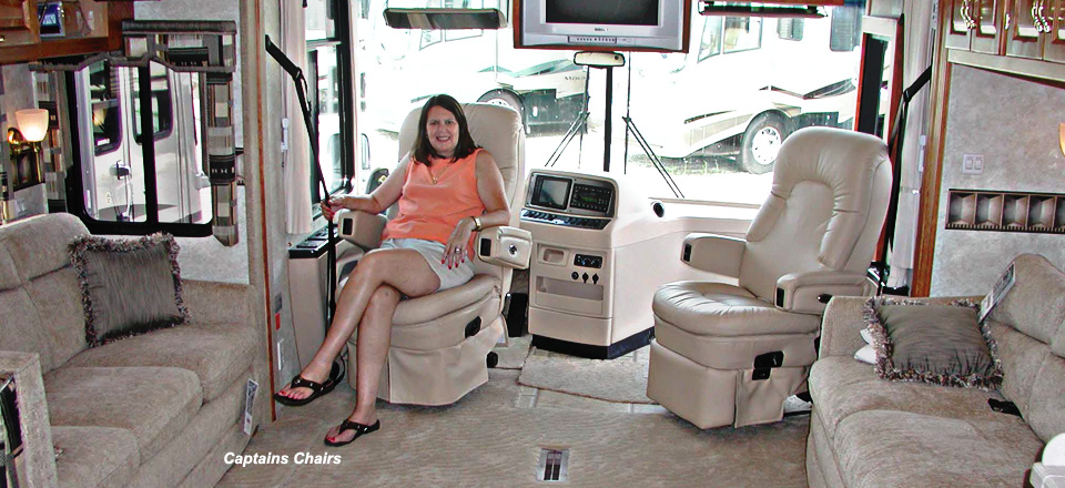 Rv Furniture Motorhome Furniture Rv Captains Chairs Rv