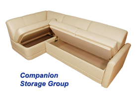 Garelick Boat Chairs ... , Helm Chairs by Flexsteel, Villa, Mariner and Lafer Boat Recliners