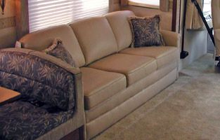 Rv Hide A Bed Sofa Destination Tri Fold Sofa TheSofa