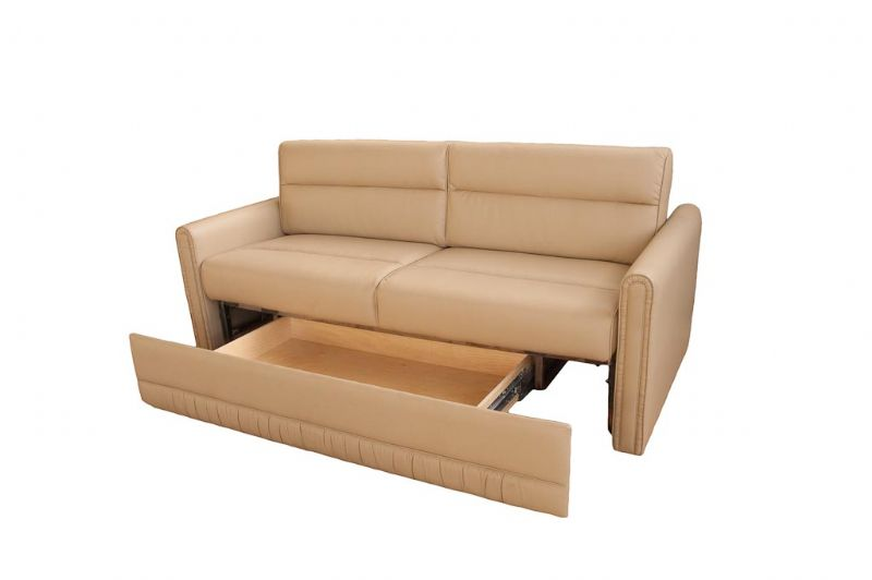 Omni Jackknife Sofa 4 Inch Arms Glastop Inc