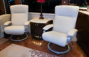 Lafer Marine Recliners