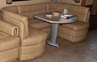 Rv Sectionals Glastop Rv Seating