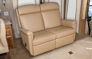 Lambright Loveseat Recliners- under 62 inch & Lambright Loveseat Recliners- under 62 inch Glastop RV ... islam-shia.org