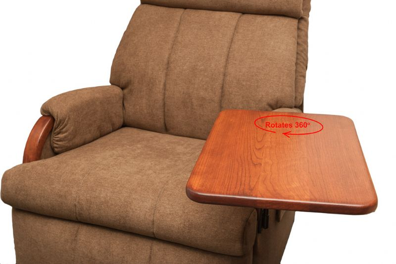 Lambright Lazy Relaxor Wall Hugger Recliner Glastop Inc