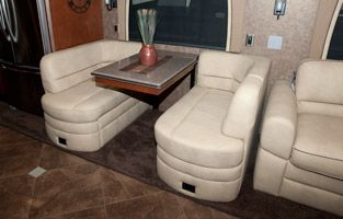 Dinettes Glastop Rv Amp Motorhome Furniture Custom Rv