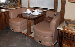 Flexsteel Dinettes Glastop Rv Amp Motorhome Furniture