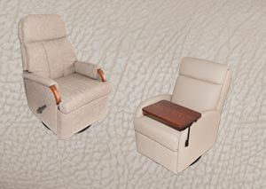 In Stock Recliners