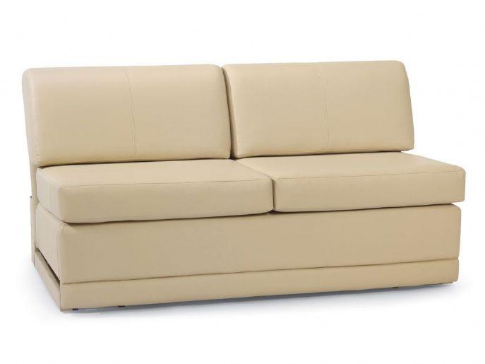 Flexsteel Runyon 6053 60am Armless Magic Bed