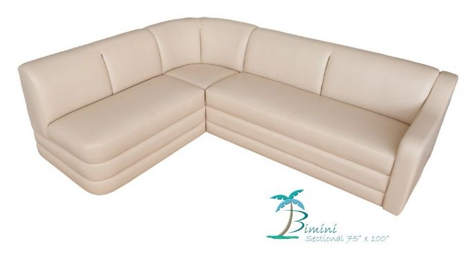 Bimini Marine Sectional 72 x 100