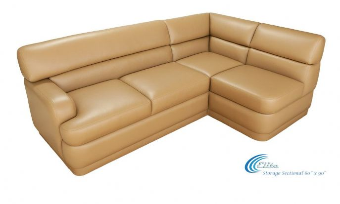Elite Custom 60 x 90 L Sectional