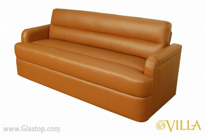 Villa Hugh Saint Jackknife Sofa Glastop Inc