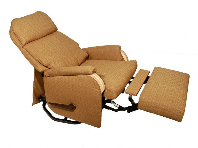Glastop LAM-100T Tall Reclined