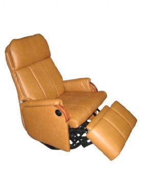 Glastop LAM-PWR Power Recliner Partial Recline