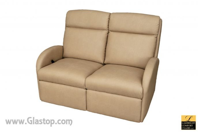 Lambright Lazy Lounger 48 inch Loveseat Recliner