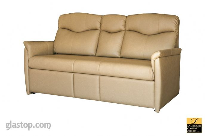 Lambright Luxe 68 in. Sleeper Sofa