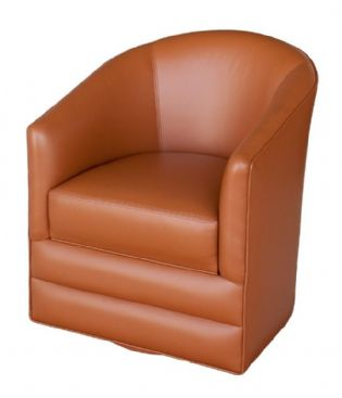 Mariner MAR 27BL Swivel Barrel Chair