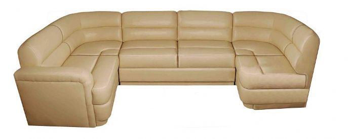 Villa Custom U Sectional