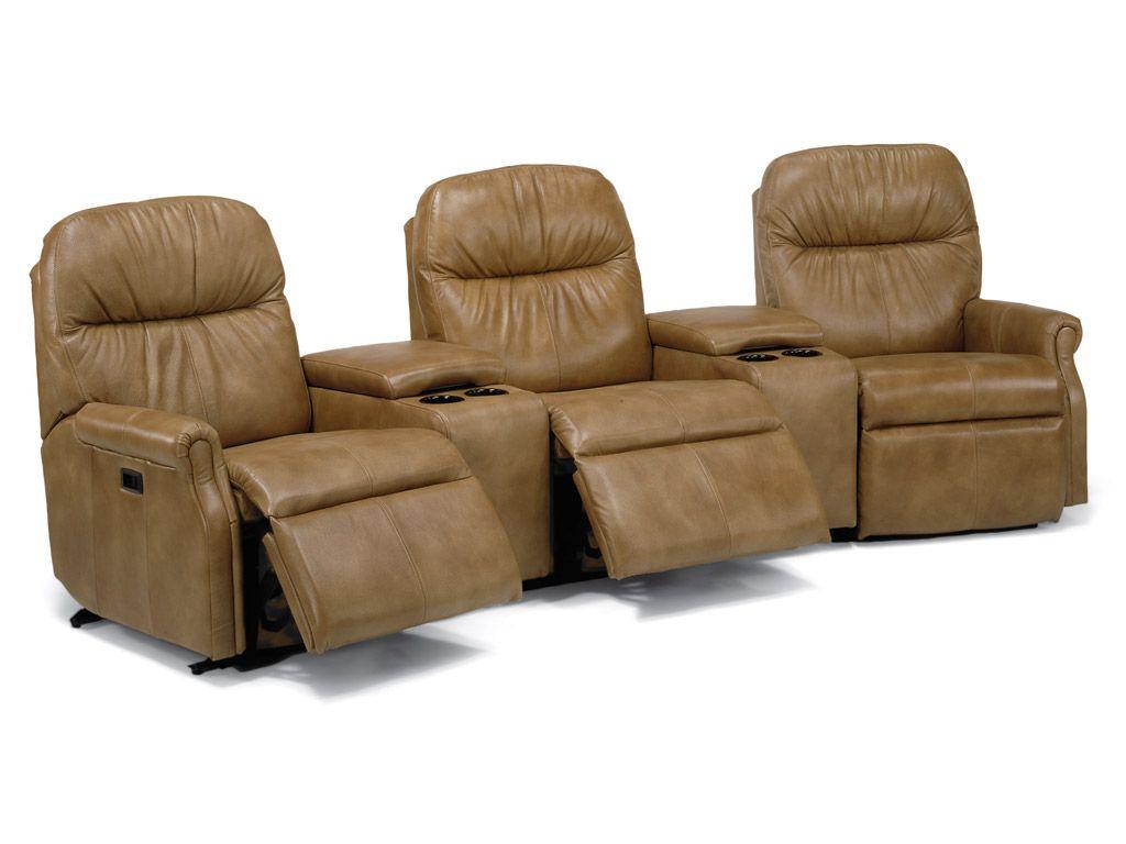 Flexsteel 1262 Sleep Theater Seating Glastop Inc