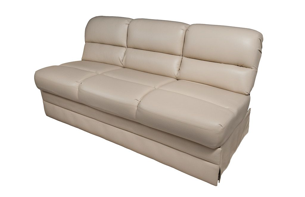 Flexsteel 4075 Easy Bed, Armless or Optional Removable Arms