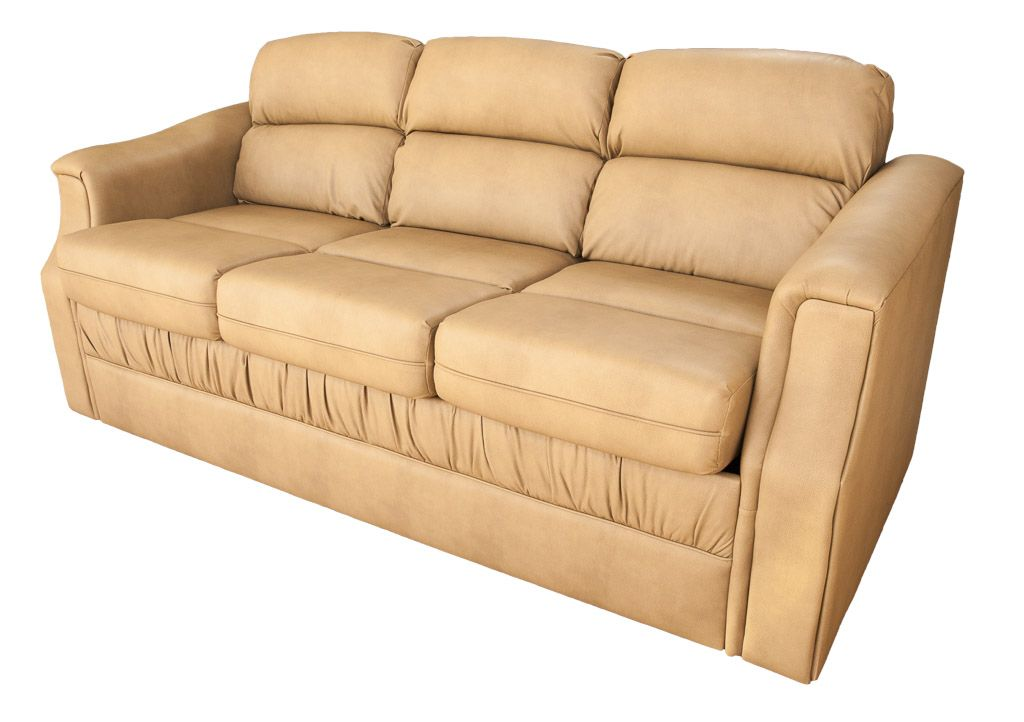 Flexsteel 4619 sleeper sofa glastop inc Rv hide a bed couch