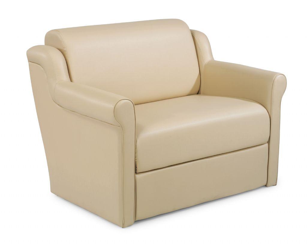 Flexsteel 4027-36FT Sleeper Chair, Glastop Inc.