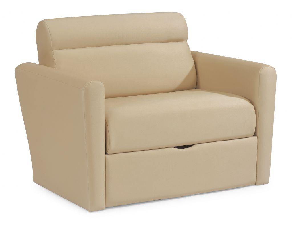 Flexsteel 4070-36FT Sleeper Chair, Glastop Inc.