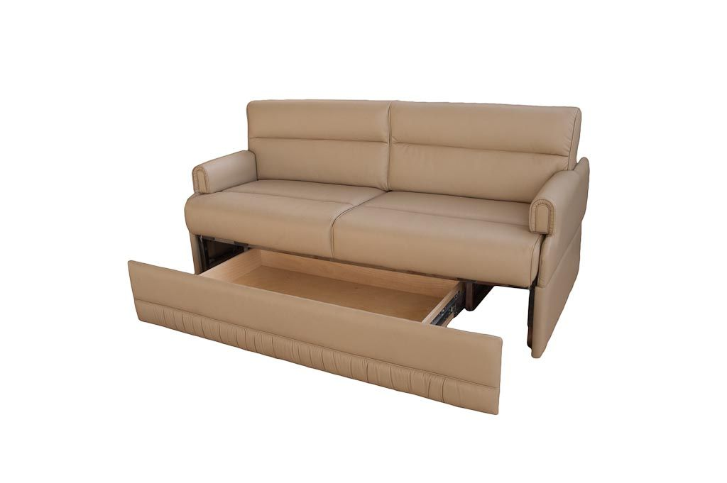 Omni jackknife sofa w removable arms images frompo for Rv furniture
