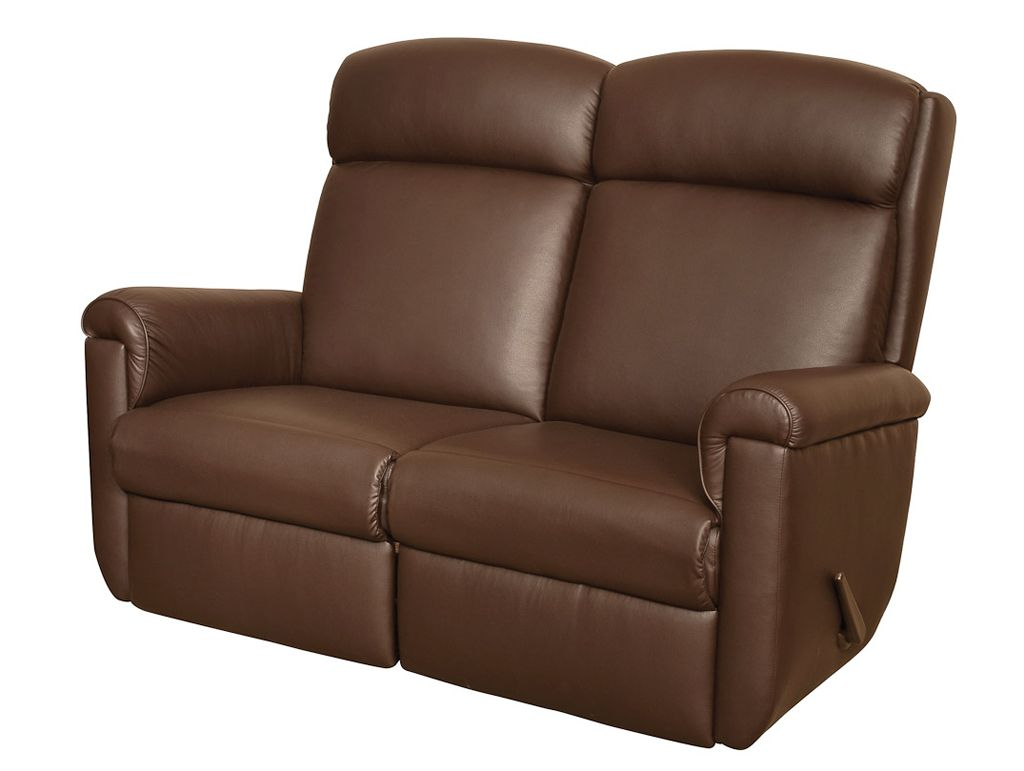 Lambright Harrison Loveseat Recliner, Glastop Inc