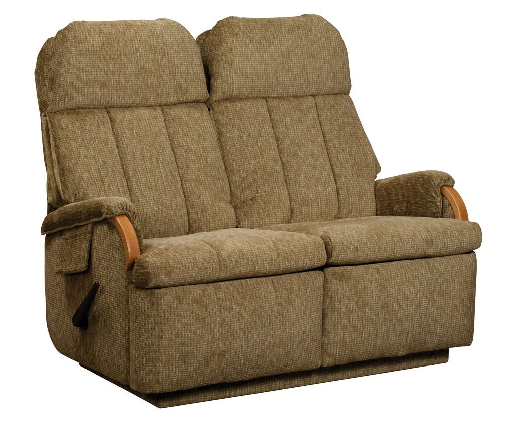 Lambright Relaxor Loveseat Recliner Glastop Inc