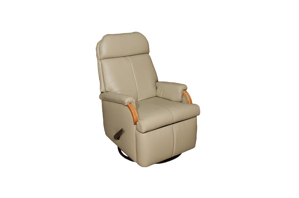 Lambright lazy relaxor lite compact recliner glastop inc - Reclining chairs for small spaces plan ...