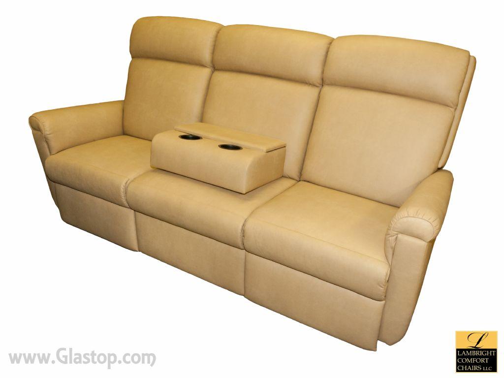 Lambright Harrison 84 Sofa Recliner Glastop Inc