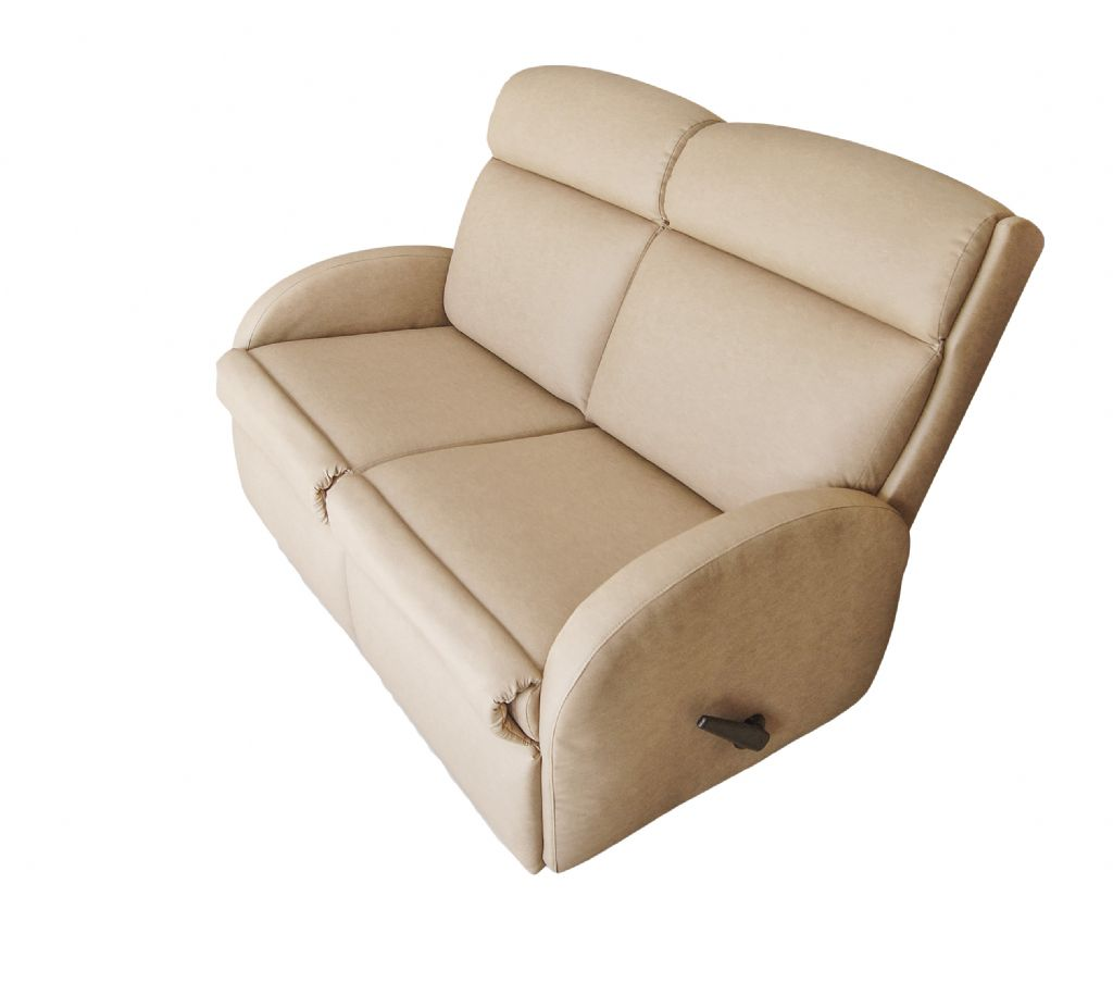 Lambright Lazy Lounger Loveseat Recliner Glastop Inc