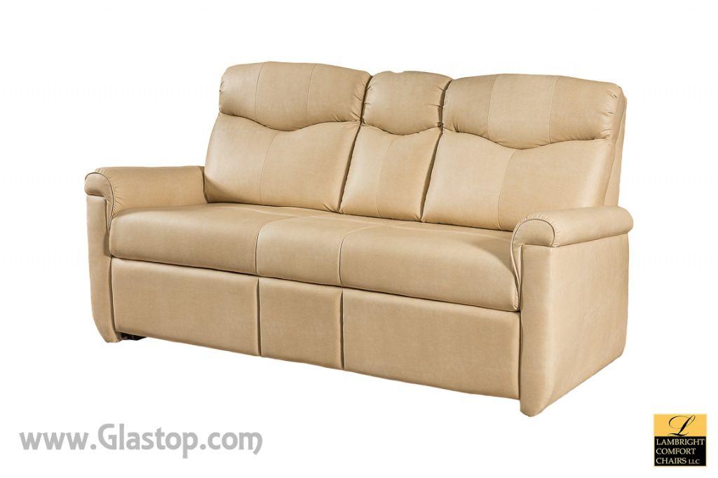 Lambright Luxe 68 In Sleeper Sofa Glastop Inc