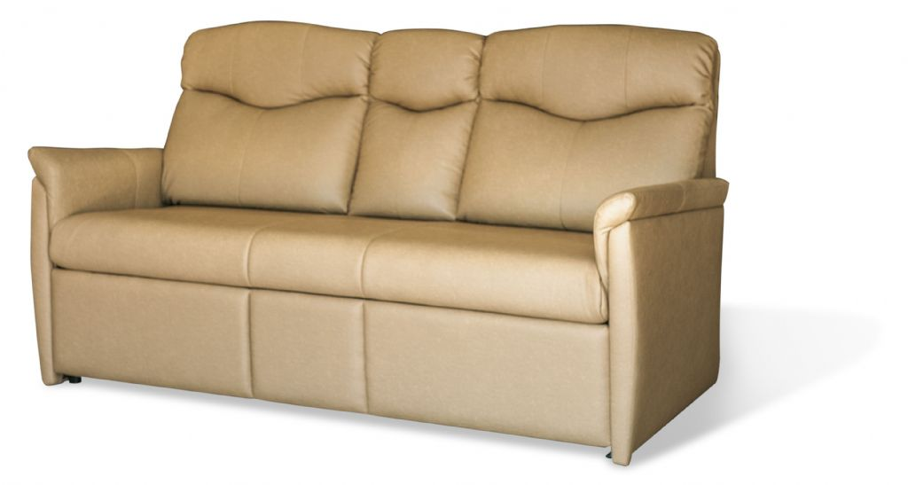 Lambright luxe 68 in sleeper sofa glastop inc for Sofa bed 65 inches