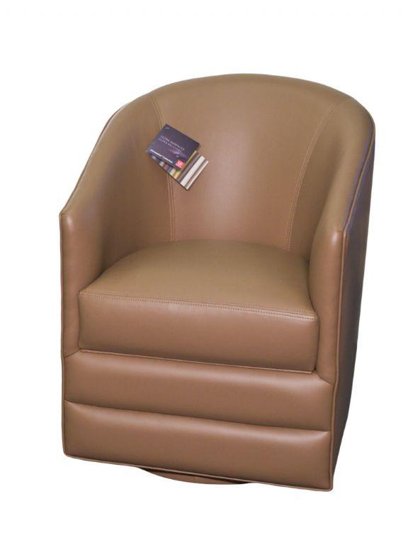 Mar 23bl swivel barrel chair glastop marine furniture custom yacht