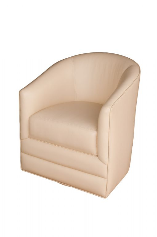 Mar 27bl swivel barrel chair