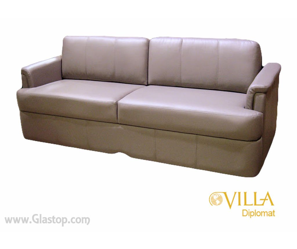 Jackknife Sectional Sofa Bed: Villa Diplomat Jackknife Sofa, Glastop Inc