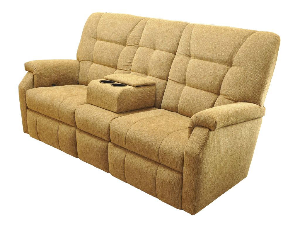 Lambright superior sofa recliner glastop inc for Sofa bed 65 inches