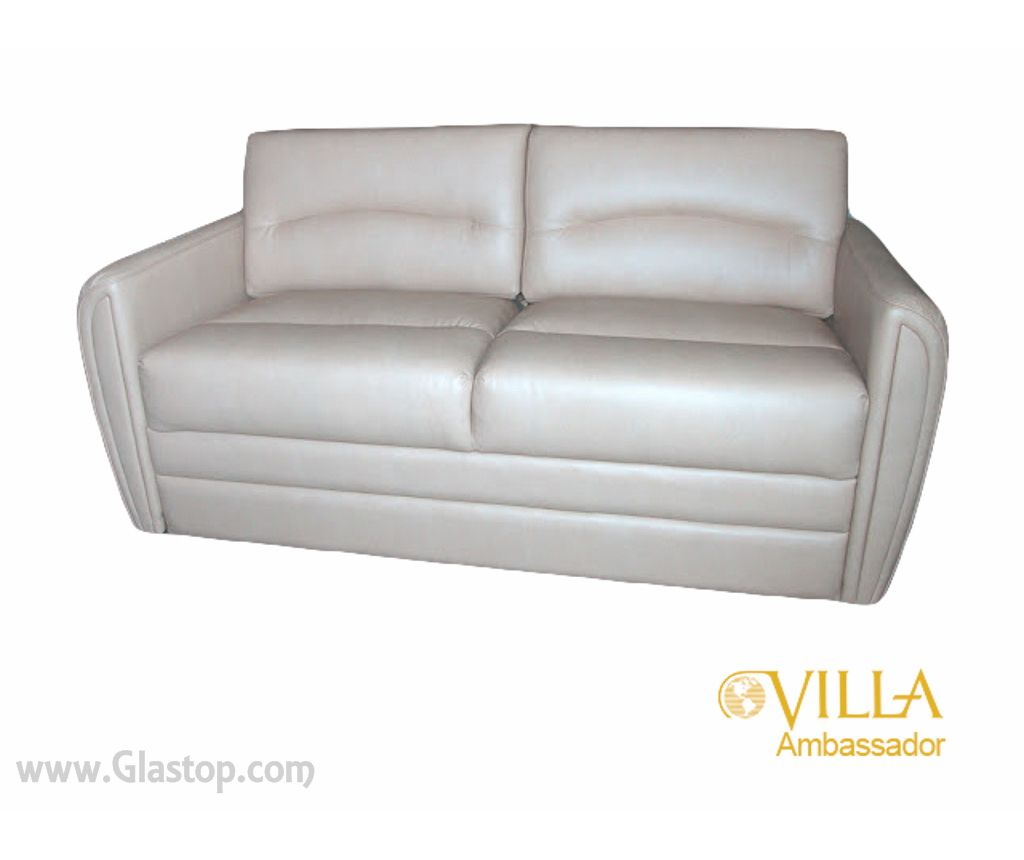 Villa Ambassador Jackknife Sofa Glastop Inc