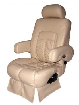 Flexsteel HEATON 535 DBSR Captain Chair