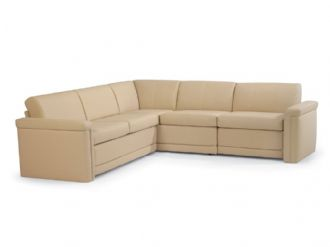 Flexsteel Runyon 6053 Lg Right L  Marine Sectional