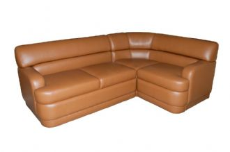 Elite Custom 62 x 90 L Sectional