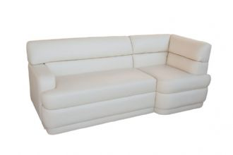 Elite Custom J Lounge Glastop Marine Furniture