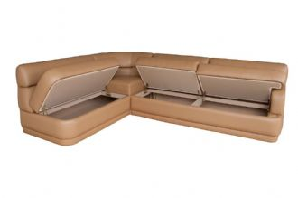 Elite Custom 84 x 116 L Sectional