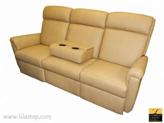 Lambright Harrison 84 Sofa Recliner  sc 1 st  Glastop : fully reclining chair bed - islam-shia.org