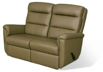 Lambright Elite Loveseat Recliner  sc 1 st  Glastop & Lambright Loveseat Recliners- under 62 inch Glastop RV ... islam-shia.org