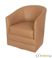 Mariner MAR 25BL Swivel Barrel Chair
