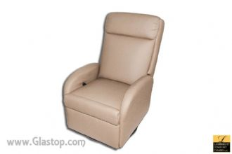 Lazy Lounger Swivel Wall Hugger Recliner